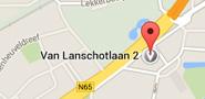 Locatie van ons kantoor op Google Maps